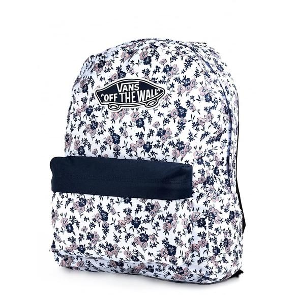 759ca19a33 Vans Floral Backpack. M 5b232ece03087c24ce7dc8c0
